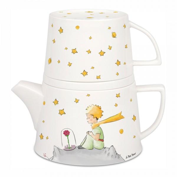 """3-teiliges Tee-Set """"Der Kleine Prinz"""""""