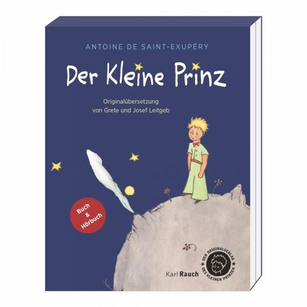 """Der Kleine Prinz Geschenkbox """"Taschenbuch & CD"""""""