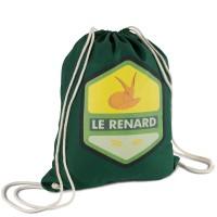 "Rucksackbeutel ""Le Renard"""
