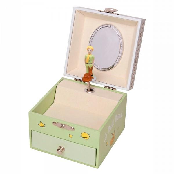 """Le Petit Prince """"Schatzdose mit Spieluhr"""""""